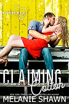 Claiming Colton Wishing Well Texas ebook product image