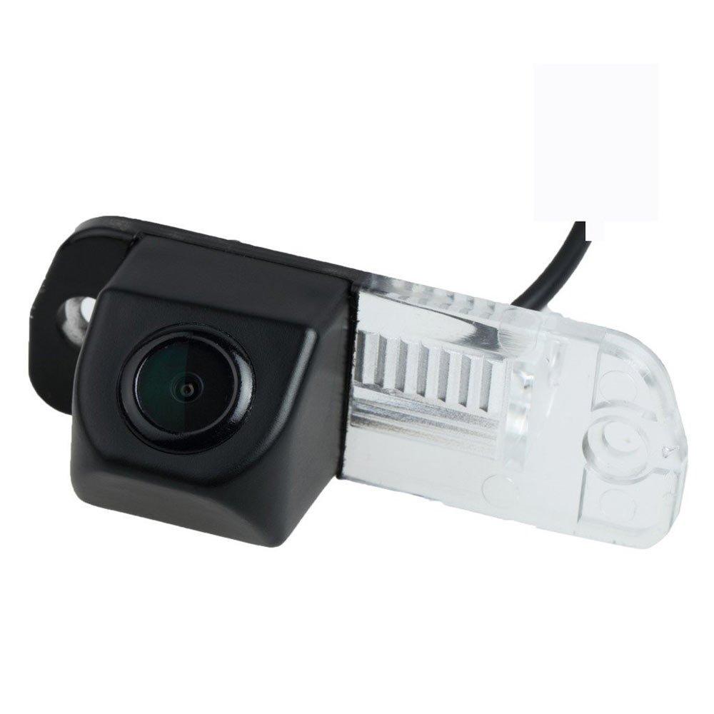 Kalakass CCD impermeable de la visió n noctur Cá mara de visió n trasera del coche para ML350 W220 R CLS W203 W211 W209 W219 GLS 300 W164 ML450 ML350 ML300 ML250 MB KS01748-GE