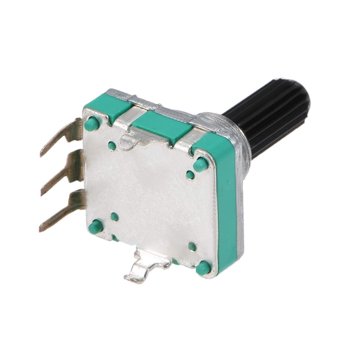 uxcell 360 Degree Rotary Encoder Code Switch Digital Potentiometers EC16 5 Pins 20 Digits 10Pcs