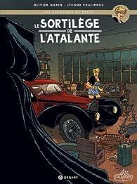 Les aventures de Betsy, tome 1 : Le sortilège de l'Atalante par Jérôme Phalippou