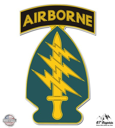 GT Graphics U.S. Army Special Forces Airborne - 3
