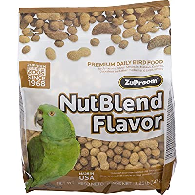 Nutblend Diet Bird Food from Zupreem