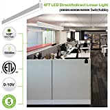 4FT 50W Architectural Direct Indirect LED
