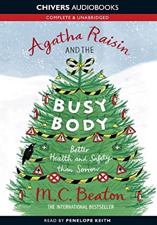 book cover of Busy Body