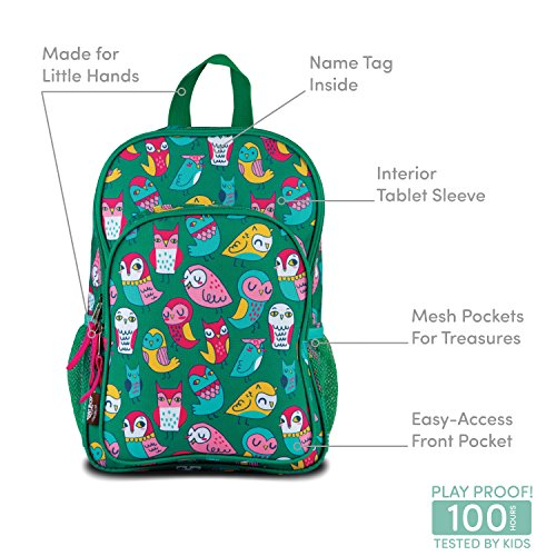 5e59249b7b19 LONE CONE Kids  Canvas Preschool Backpack
