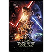 The Force Awakens Theatrical One Sheet 24x36 Poster