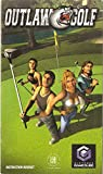 Outlaw Golf Instruction Booklet (Nintendo GameCube Game Manual User's Guide only - NO GAME)