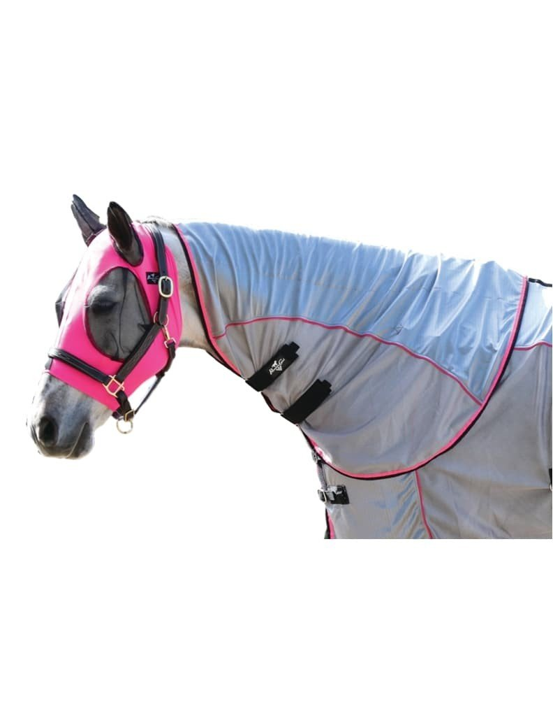 Professional's Choice Comfort-Fit Neck Cover Pink