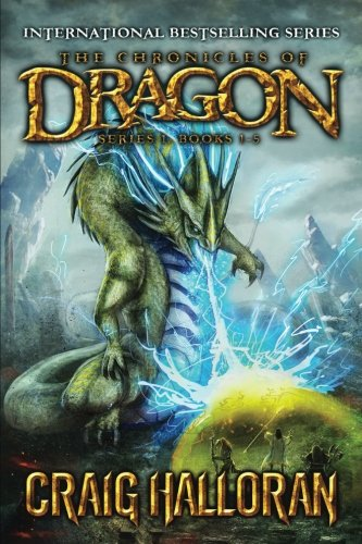 The Chronicles of Dragon Special Edition (Series #1, Books 1 thru 5) by Two-Ten Book Press