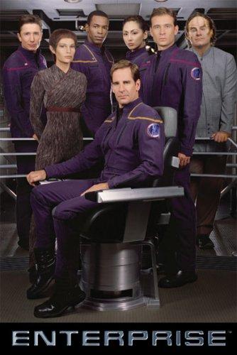 (Star Trek Enterprise Poster)
