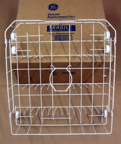 Dishwasher Lower Rack  For General Electric  Hotpoint  Wd28x10335