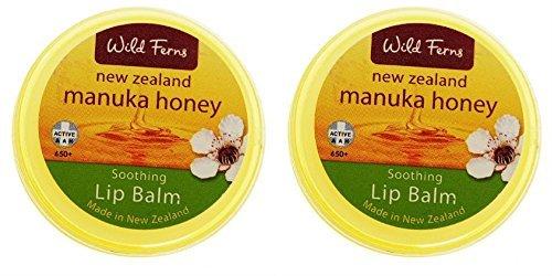 Wild Ferns Manuka Honey Lip Balm - 6