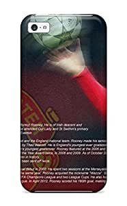 Perfect Fit NHzSXvt3627qBPtq Wayne Rooney1 Case For Iphone - 5c