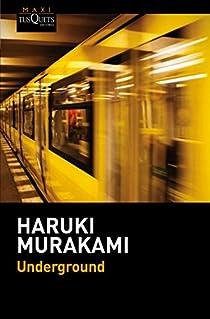 Underground par Murakami