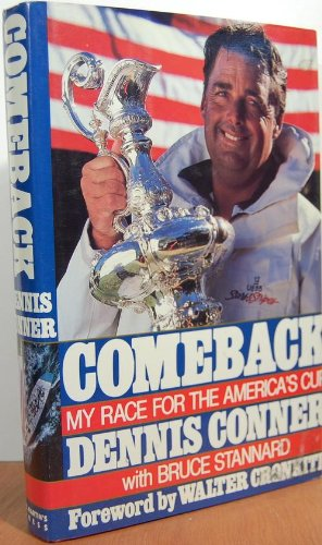 Comeback: My Race for the America's Cup by St Martins Pr