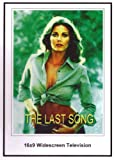 The Last Song 16x9 Widescreen Television