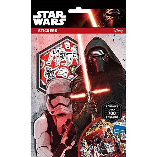 Home Fusion Disney Star Wars VII 700 Pegatinas Viaje Relleno ...