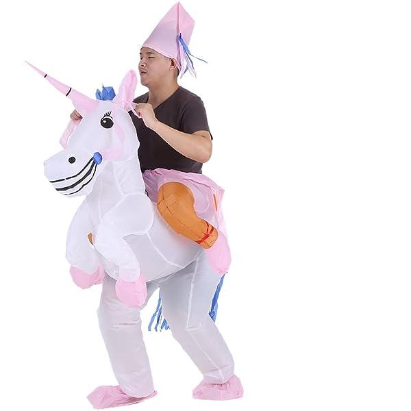 Inflatable Costumes Paul Lamond Games - Disfraz de cowboy ...