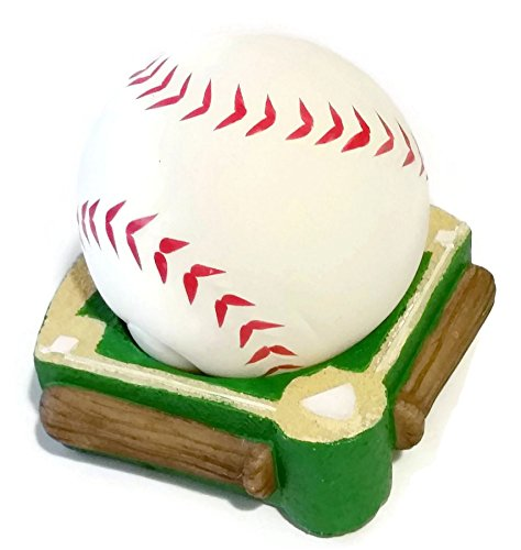 Stress Ball Game (Baseball Stress Ball with Mini Baseball Diamond)