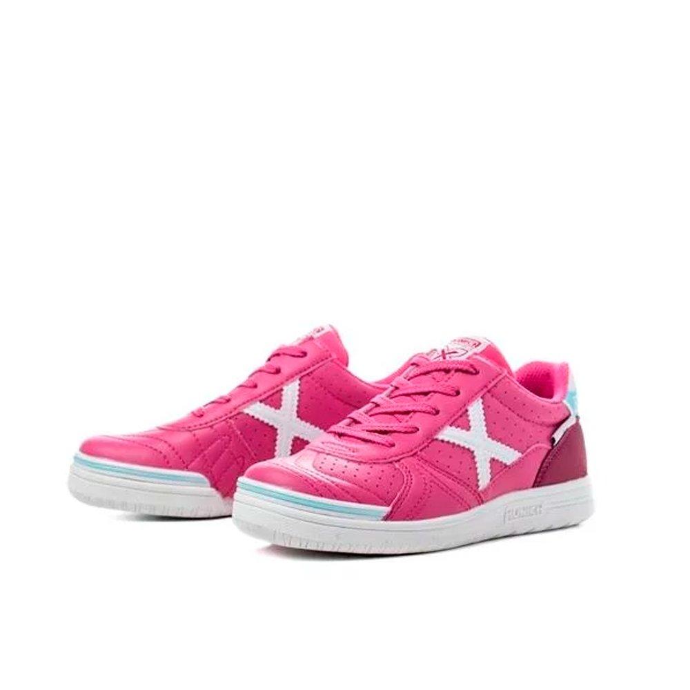 München Munich G3 Kid – Schuhe Futsal, Unisex, pink – (Pink): Amazon.de:  Sport & Freizeit