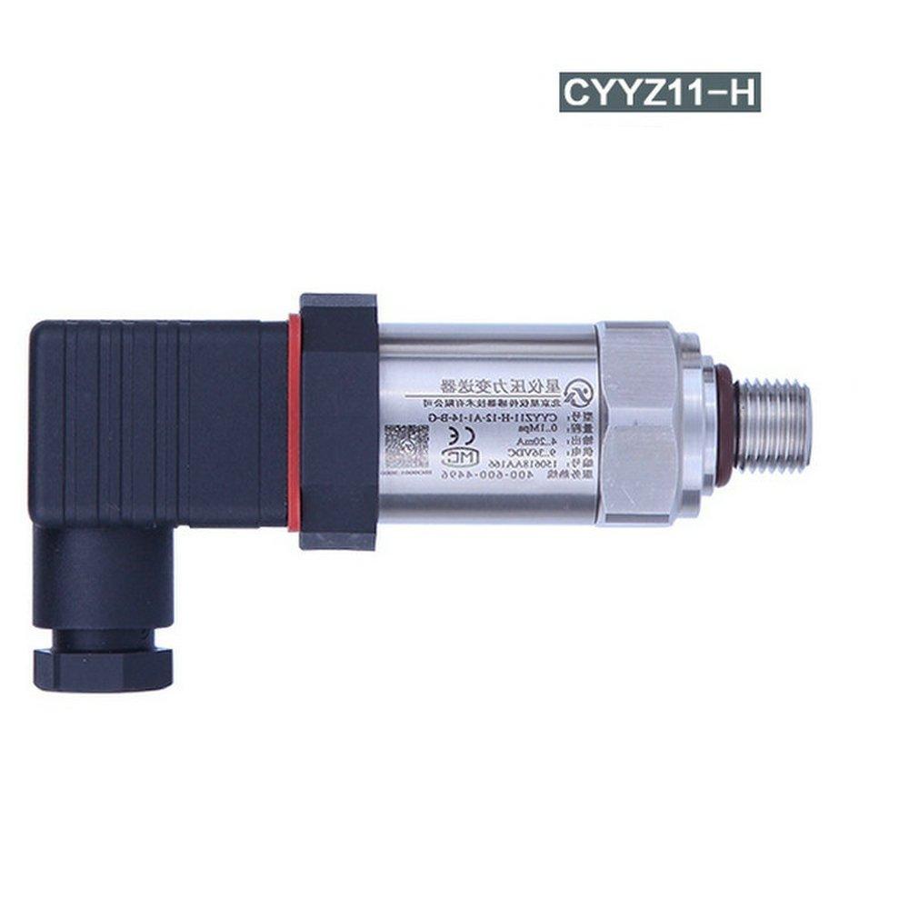 0 - 1 Mpa G1/4 0.25% FS Universal de salida de 4 - 20 mA presión sensor transmisor: Amazon.es: Industria, empresas y ciencia