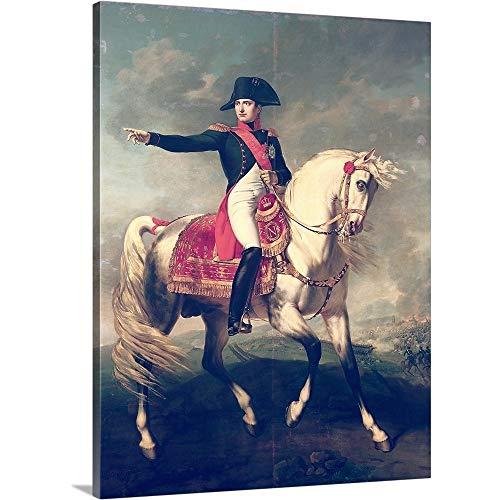 Equestrian Portrait of Napoleon I (1769 1821) 1810