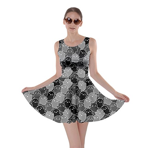 kawaii black dress - 9