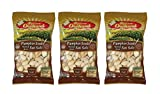 Premium Orchard Pumpkin Seeds Roasted with Sea Salt 3oz Bag (Pack of 3)