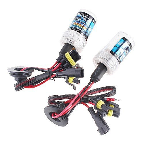 CAR XENON REPLACEMENT 9006 10000K HID CONVERSION KIT HEADLIGHT LAMP - 9006 Headlight Bulbs 10000k