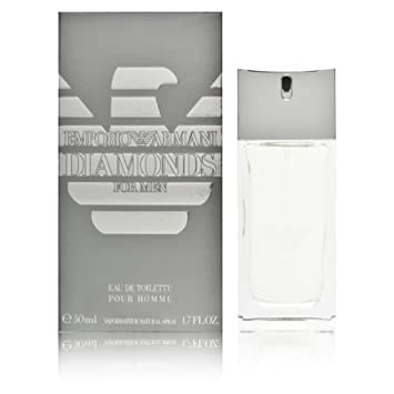 4f9374e9530 Amazon.com   Giorgio Armani Emporio Armani Diamonds Eau de Toilette Spray  for Men