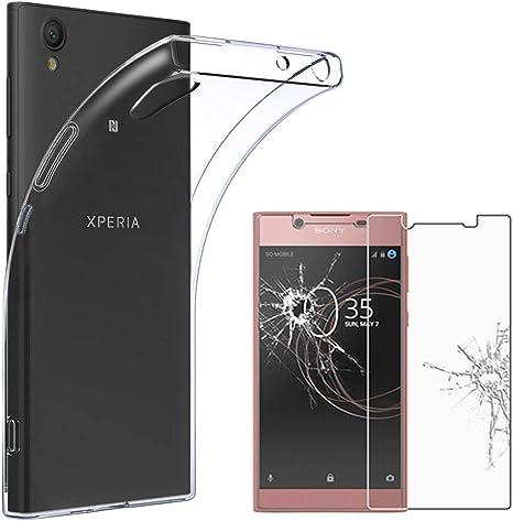 ebestStar - Funda Compatible con Sony Xperia L1, L1 Dual Carcasa ...