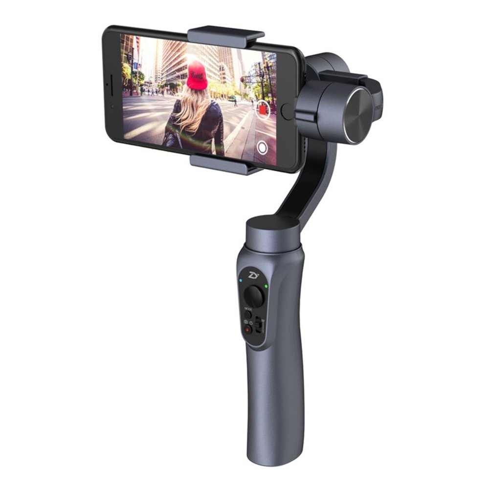 Zhiyun Smooth-Q Stabilisator space-grau: Amazon.de: Kamera