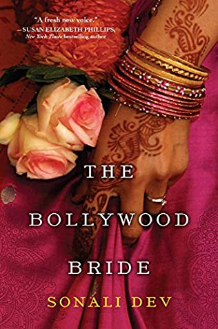 book cover of The Bollywood Bride