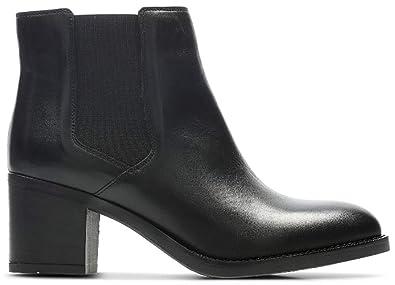 54e6807502e CLARKS Women's Mascarpone Bay Dress Ankle Boot