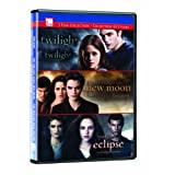 Twilight / New Moon/ Eclipse Triple Feature
