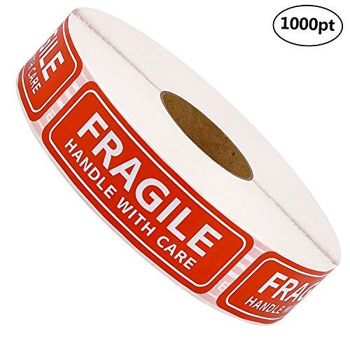Methdic Fragile Stickers - 1