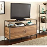 Mainstays Metro TV Stand for TVs up to 50 (Warm Ash Color)