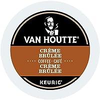 Van Houtte Creme Brulee Single Serve Keurig Certified Recyclable K-Cup pods for Keurig brewers, 24 Count