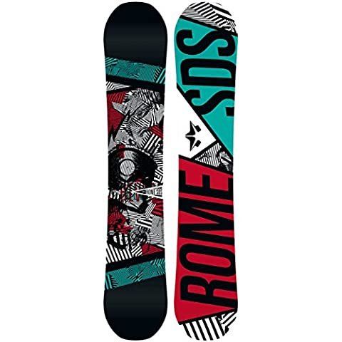 Rome Reverb Rocker Snowboard - Wide - Matrix All Terrain Snowboard