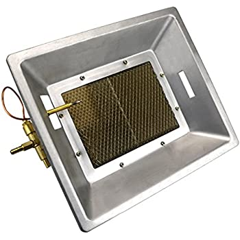 Amazon Com Livestocktool Com Manual Infrared Gas Brooder Heater Ceramics Catalytic Heating
