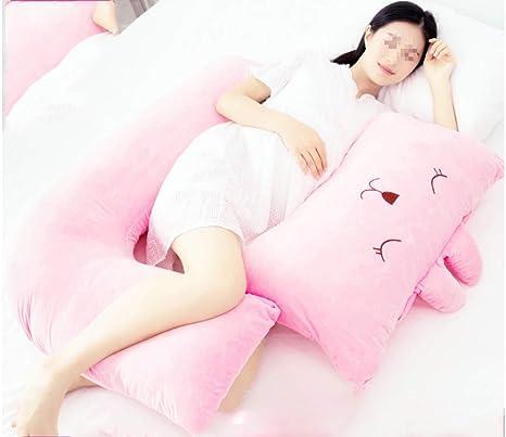 Las mujeres embarazadas de la cintura Cojín de dormir ...