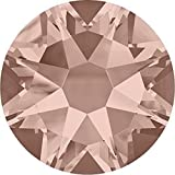 2000, 2058 & 2088 Swarovski Flatback Crystals Non Hotfix Vintage Rose   SS20 (4.7mm) - Pack of 1440 (Wholesale)   Small & Wholesale Packs   Free Delivery