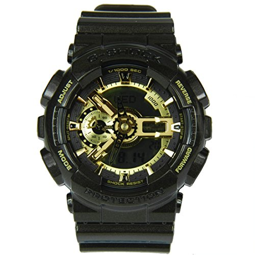 G Shock GA 110 Garish Trending Luxury