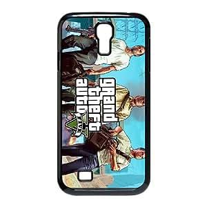 Samsung Galaxy S4 9500 Cell Phone Case Black Grand Theft Auto V BNY_6704451