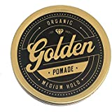 Golden Beards Organic Cera para el pelo