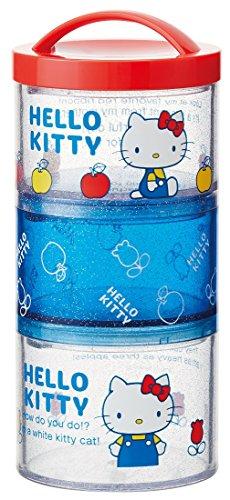Skater bottle type lunch box Hello Kitty 70s LRT3C (1970s Lunch Box)