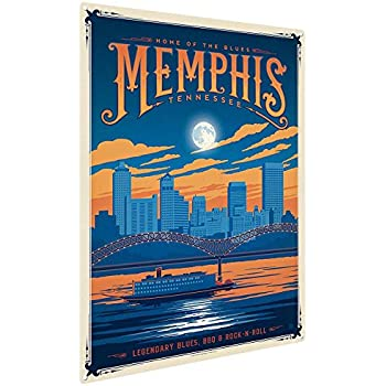 anderson design group memphis tn 18 x24 metal art print home decor for office. Black Bedroom Furniture Sets. Home Design Ideas