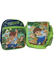 New Go Diego Go Small Toddler BackPack