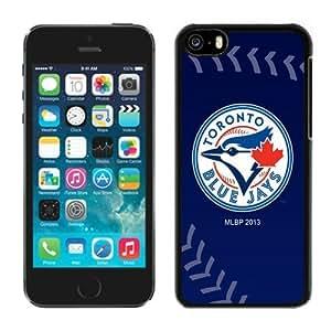 Custom Iphone 5c Case MLB Toronto Blue Jays 4 Pensonalized Phone Covers