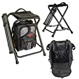 Southwest Archery Shooter Stool – Backpack Straps & Quiver - Perfect for 3D tournaments – Hydration Compatible – Large Storage Pockets